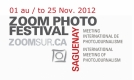 Logo du Zoom Photo Festival Saguenay